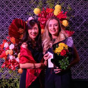 Kokomo Private Island's Cliona O'Flaherty wins Sustainability Award at the Women in Travel Awards