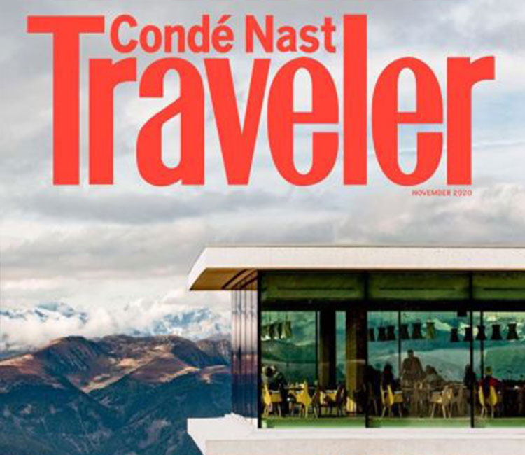 Reader's Choice Awards - Conde Nast Traveler - Top 25 Resorts for Australia and the South Pacific